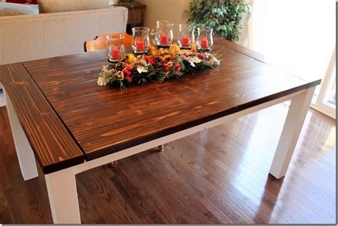 15 Diy Farmhouse Table To Create Warm And Inviting Dining