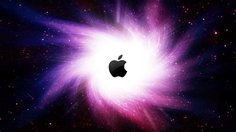 apple vortex wallpaper uhd 4k apple logo galaxy vortex 1440