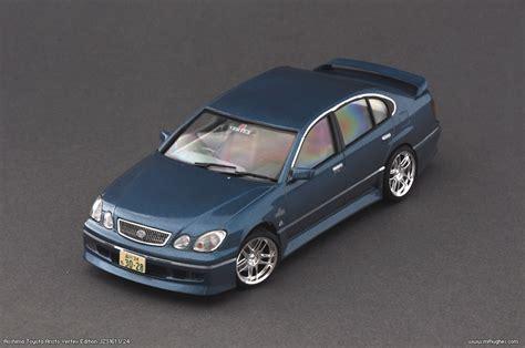 Toyota Aristo Kit Aoshima Toyota Aristo Vertex Edition Jzs 161 1 24 Scale