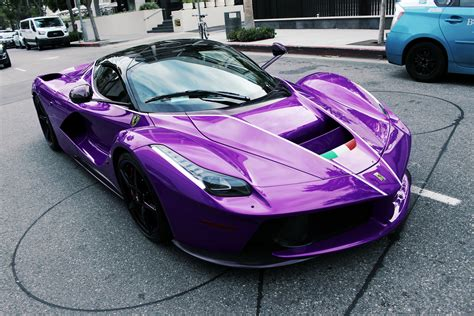 purple laferrari purple laferrari madwhips