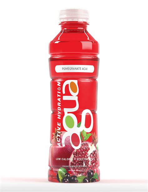 hydration electrolytes agua active hydration fruit punch