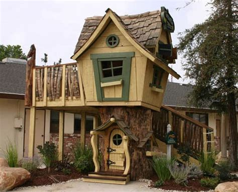 crooked houses crooked cottage playhouse outside stuff pinterest photo products cottages and products