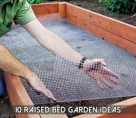 How To Prepare Raised Garden Bed - 10 raised bed garden ideas the prepared page