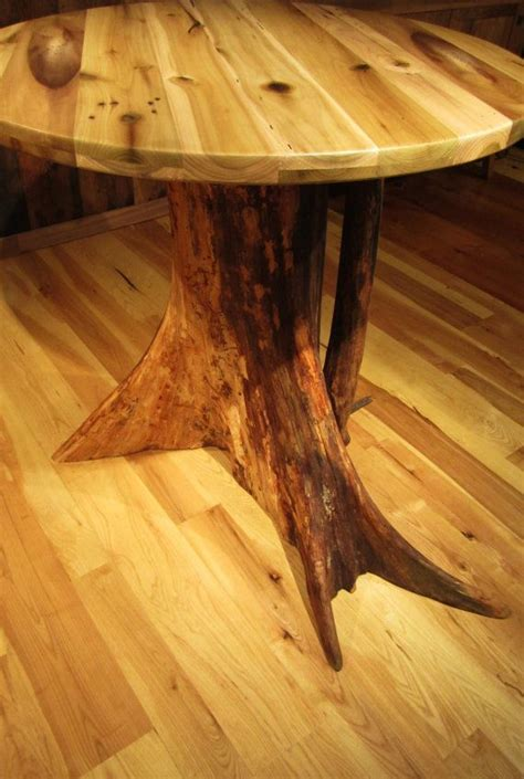 tree trunk bar top 56 best images about log cabin indoor furnishings on
