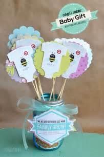 unique baby shower gift idea w printable