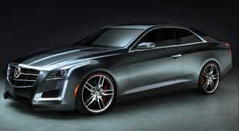 Cadillac Cts V 2014 Coupe The Overlap In Cadillac S Luxury Sedan Lineup Gm Authority