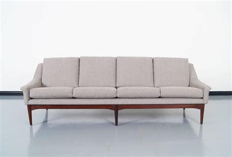 danish modern sofa for sale danish modern teak sofa for sale at 1stdibs
