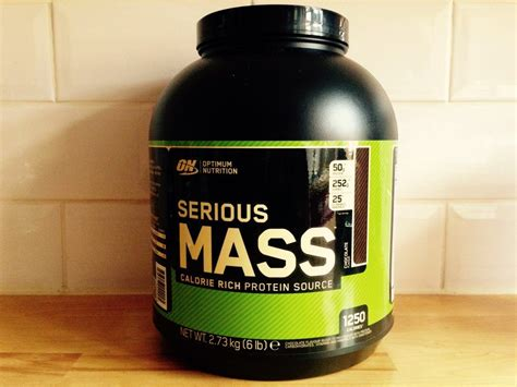 promatrix 7 creatine serious mass review optimum nutrition serious mass review