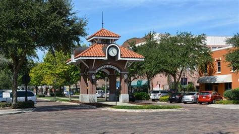 downtown winter garden winter garden florida review and travel guide