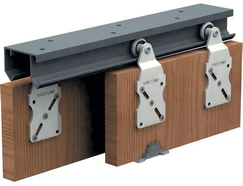Sliding Wardrobe Door Systems by Wardrobe Top Hung Sliding Door Gear 45kg 1200mm