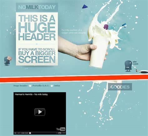header footer in design 20 creative combinations of header footer in web design