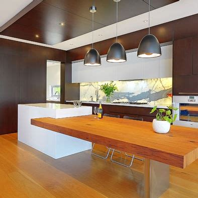 Ideas For Kitchen Island Kitchen Photos Minimalist Timber Design Pictures Remodel