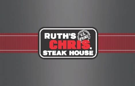 Ruth S Chris Gift Card - ruths chris steakhouse gift cards bulk fulfillment order
