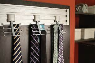tie rack on closet accessories ties and tie