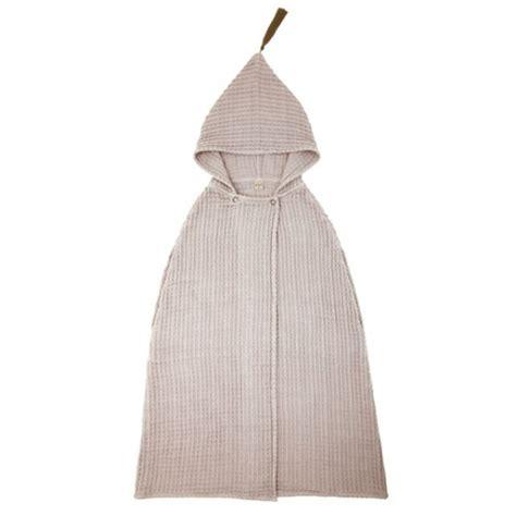 poncho handdoek lidor poncho handdoek dik powder