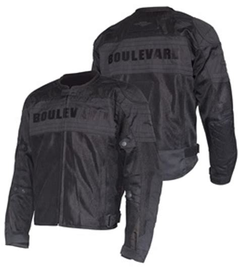 suzuki riding jacket suzuki boulevard b o s s mesh riding jacket black ebay