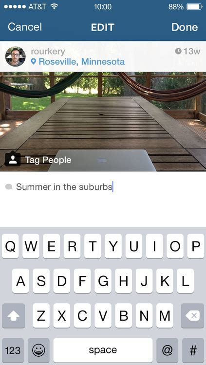 captions instagram discovery and caption editing on instagram instagram