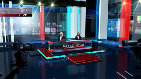 World News Broadcast Pack V 2 News After Effects Templates F5 Design Com After Effects News Template