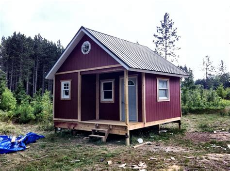 12x16 Cabin With Loft by 12x16 Cabin With Loft Blueprints Pictures To Pin On