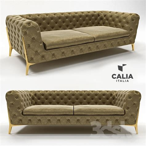 calia sofa 3d models sofa sofa belle epoque 1014 chesterfield from