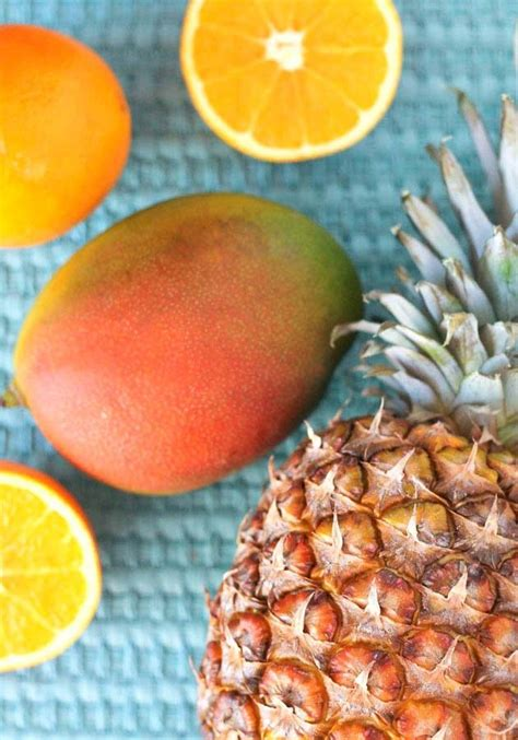 Jine Pineapple Orange Mango 25 awesome and simple juice recipes for 2018 sprouting zen