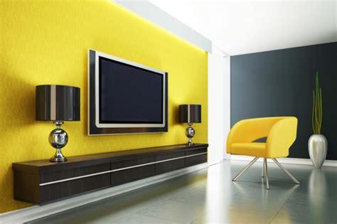Moderne Fernsehwand F 252 R Einen Noch Angenehmen Filmabend