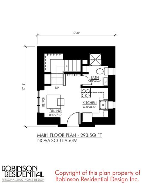 small house plans scotia house plans