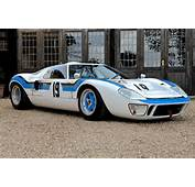Minute American British Cars Classic Design Ford Le Mans The