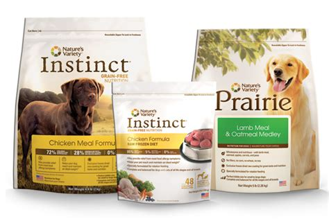 nature s variety food free pet coupons nature s variety irresistible pets