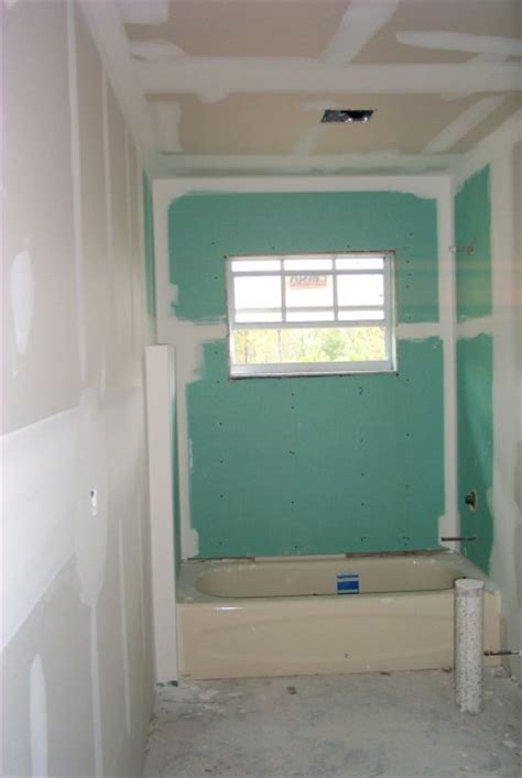 drywall for bathrooms drywall