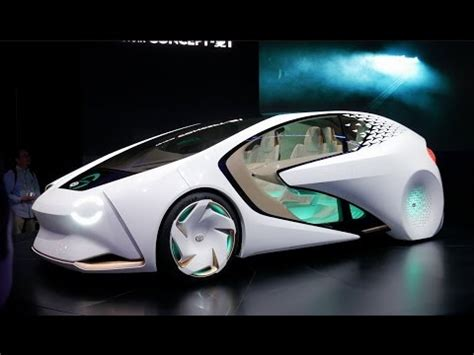 The Coolest Cars by The Coolest Cars Of Ces 2017