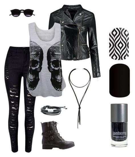 Motorrad Outfit by Biker Outfits For Women Www Pixshark Images