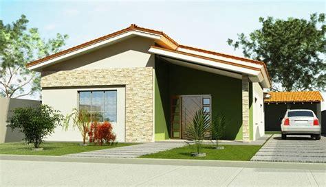 fachadas de casas  garagem modernas pequenas fotos  mais
