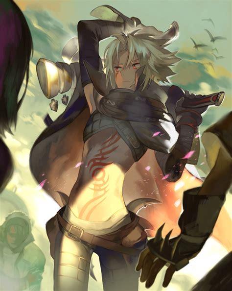 U Anime Characters by Haseo Hack G U Zerochan Anime Image Board