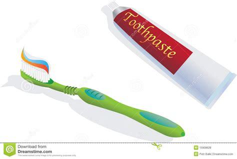 Sikat Mangkok 3 Kuningan Max Sell toothbrush and toothpaste royalty free stock photos