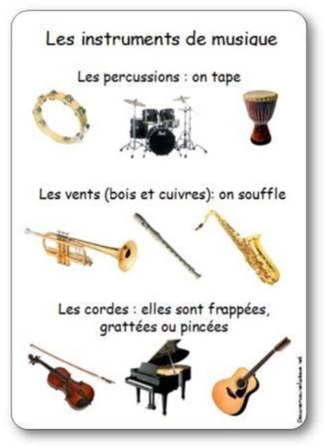 les instruments de musique de la famille des cuivres les 5 sens l ou 239 e instruments la famille et familles