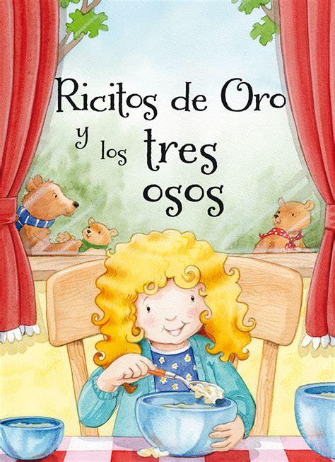 libro minicuentos de ositos y ricitos de oro y los tres osos picarona libros infantiles