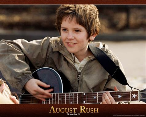 film august rush adalah august rush movie review movie reviews trailer