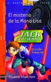 libro lisba de la chvre el misterio de la mona lisa literatura sm colombia