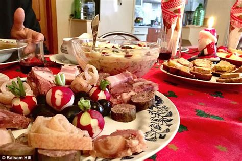the weirdest christmas dinners people around the world eat