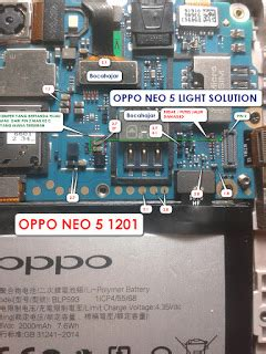 Lcd Oppo A37f oppo neo 5 1201 light solution free tutorial