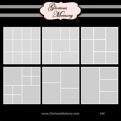 photoshop storyboard template unavailable listing on etsy