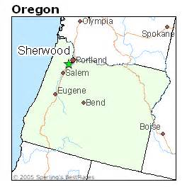 best places to live in sherwood oregon