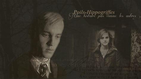 drago malefoy et hermione granger hermione granger et drago malefoy s aiment autant qu ils
