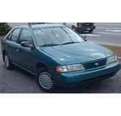 1995 Nissan Sentra  Information And Photos MOMENTcar