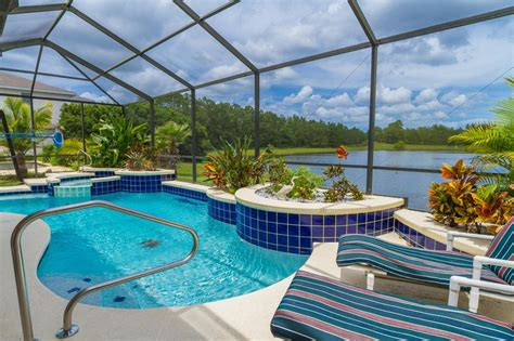 3 bedroom villas in florida villa to rent in sunset lakes florida with private pool 81654