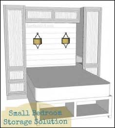 ideas for small bedrooms creative storage ideas for small
