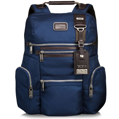 Backpack Polo Zupiter tumi alpha bravo backpack in blue for baltic lyst