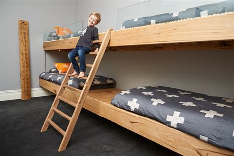 bunk beds melbourne bunk beds contemporary bedroom melbourne by mister