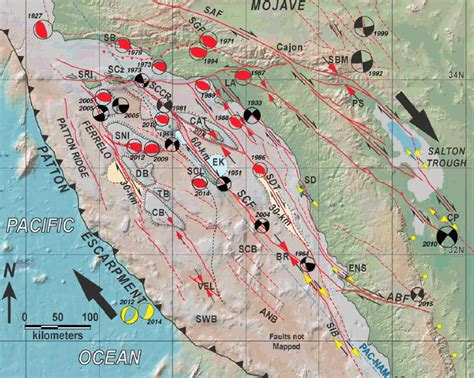 san francisco tsunami map new maps reveal tsunami risk for los angeles kqed science